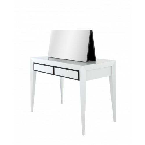 Центральное прямоугольное наклонное зеркало Mademoiselle
