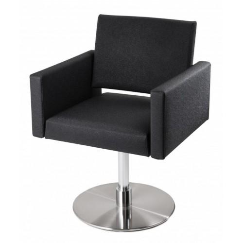 Кресло с изогнутой спинкой Cubic