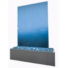 Водопад по стеклу Waterlily