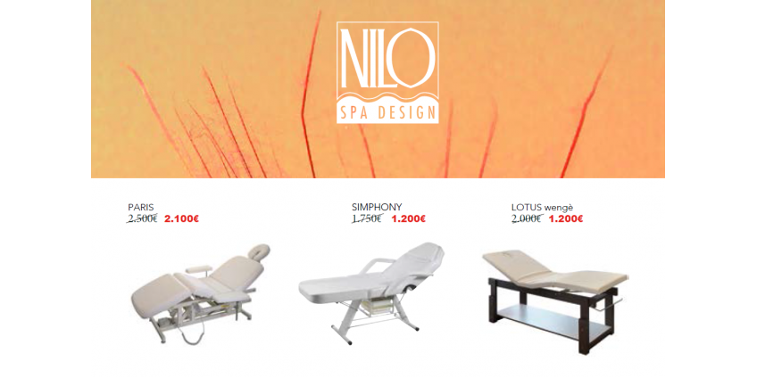 NILO SPA DESIGN: волшебная атмосфера салона красоты и spa по акционной цене.