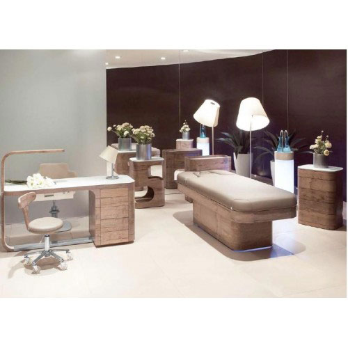 Салон красоты с мебелью из коллекции Green Prestige от Nilo