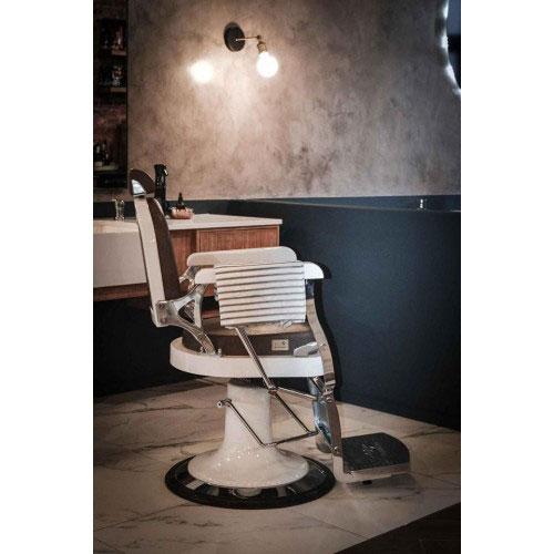 Барбер кресло Pietranera в интерьере