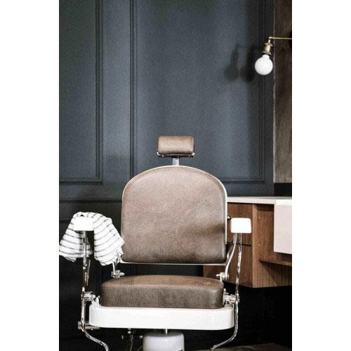 Парикмахерское кресло Pietranera 5'60 в интерьере