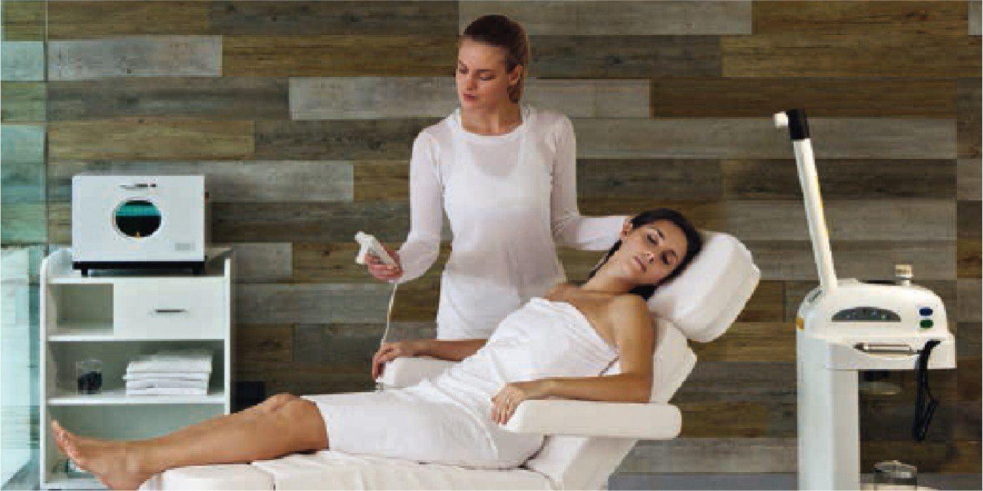 Мебель для косметологической клиники