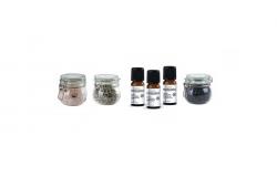 Соли, травы, эфирные масла