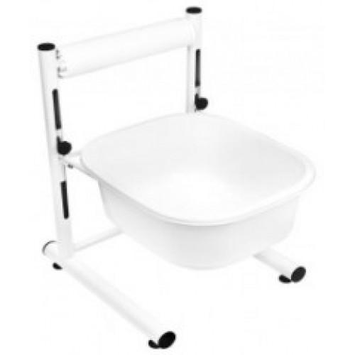 Ванночка для педикюра с регулируемой высотой