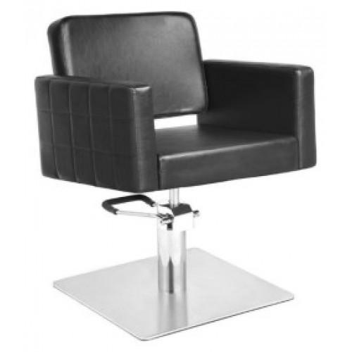 Кресло парикмахерское Ankara чёрное