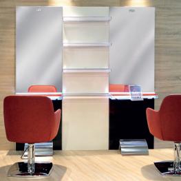 Рабочее место парикмахера I-DEO COLOR для салона красоты