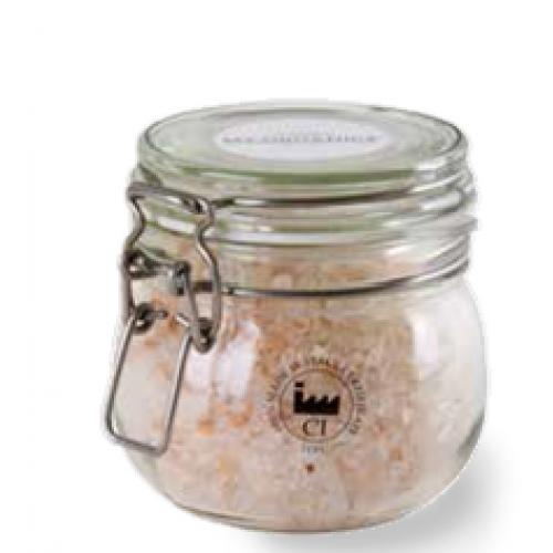 Кристаллизованная гималайская соль с эстрагоном для слабых волос с сухой перхотью