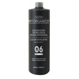 My.Organics Color Oxi 6vol Developer 1,8%, 1000мл