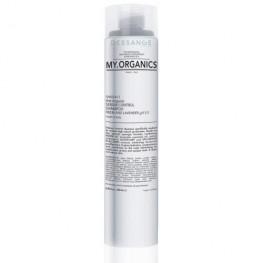 Органический шампунь для уменьшения жирности кожи головы с маслами Ним, лаванды