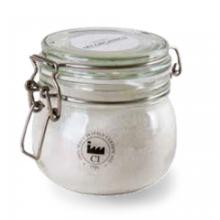 Соль Мертвого моря с розмарином и базиликом для ослабленных волос