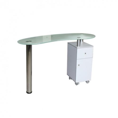 Стол для маникюра Glass Easy