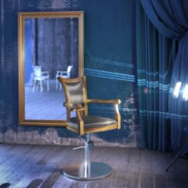 Кресло парикмахерское Imperial