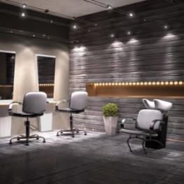 Кресло парикмахерское Salma